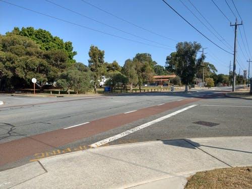 Brockway/Quintilian Intersection