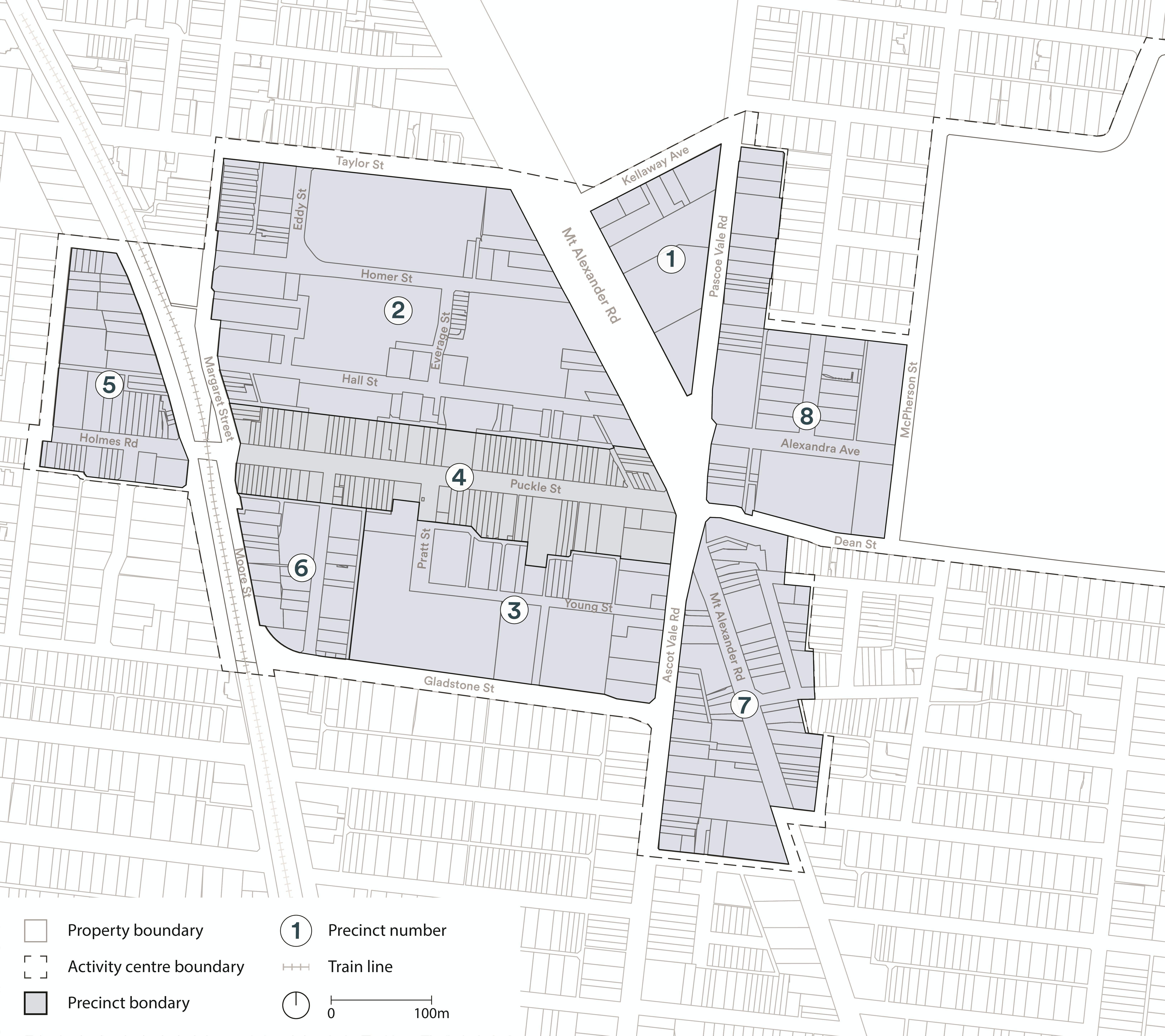 MPAC Precincts
