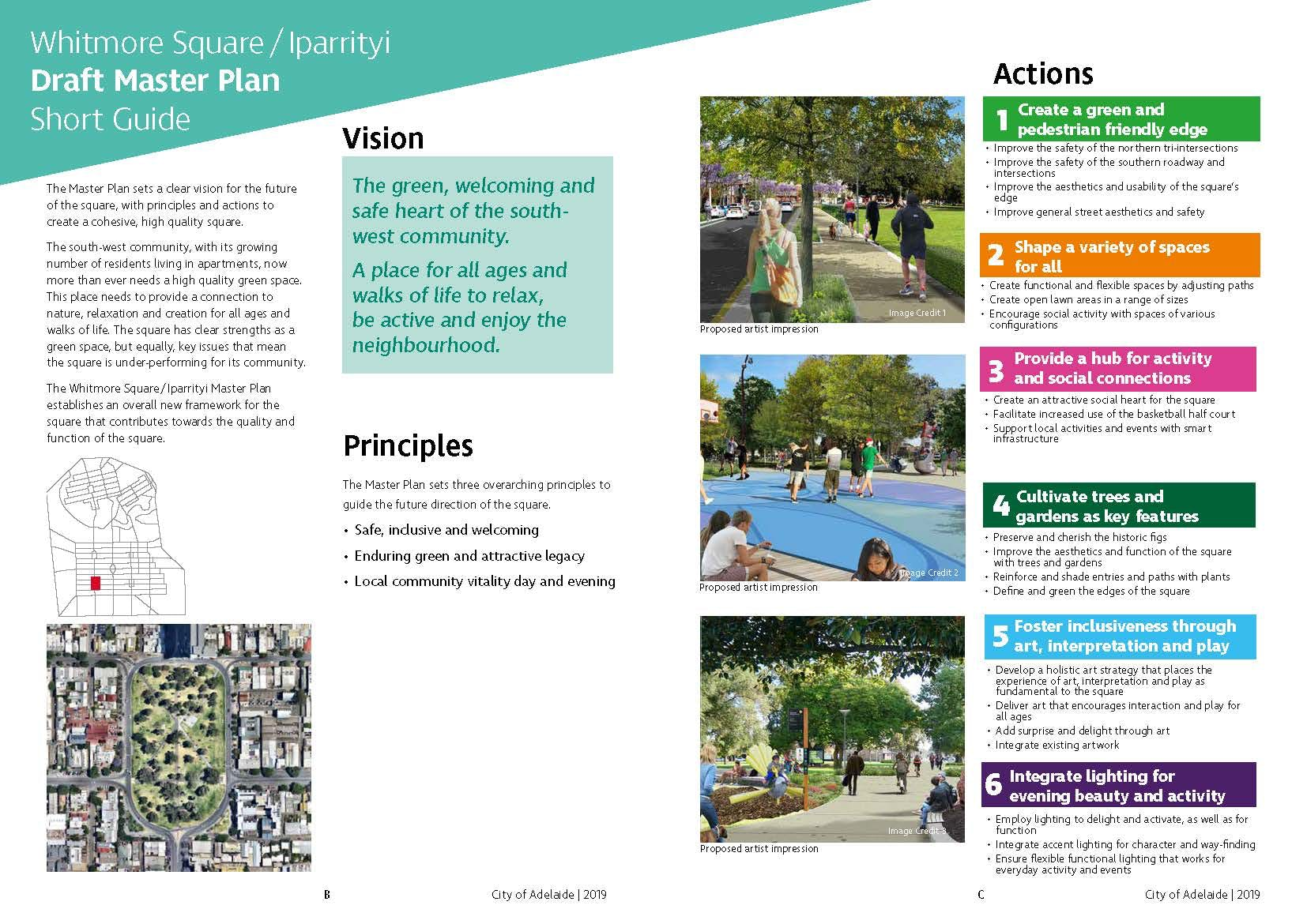 Short Guide to Master Plan page 1