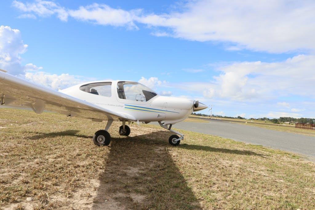 AIAC Plane