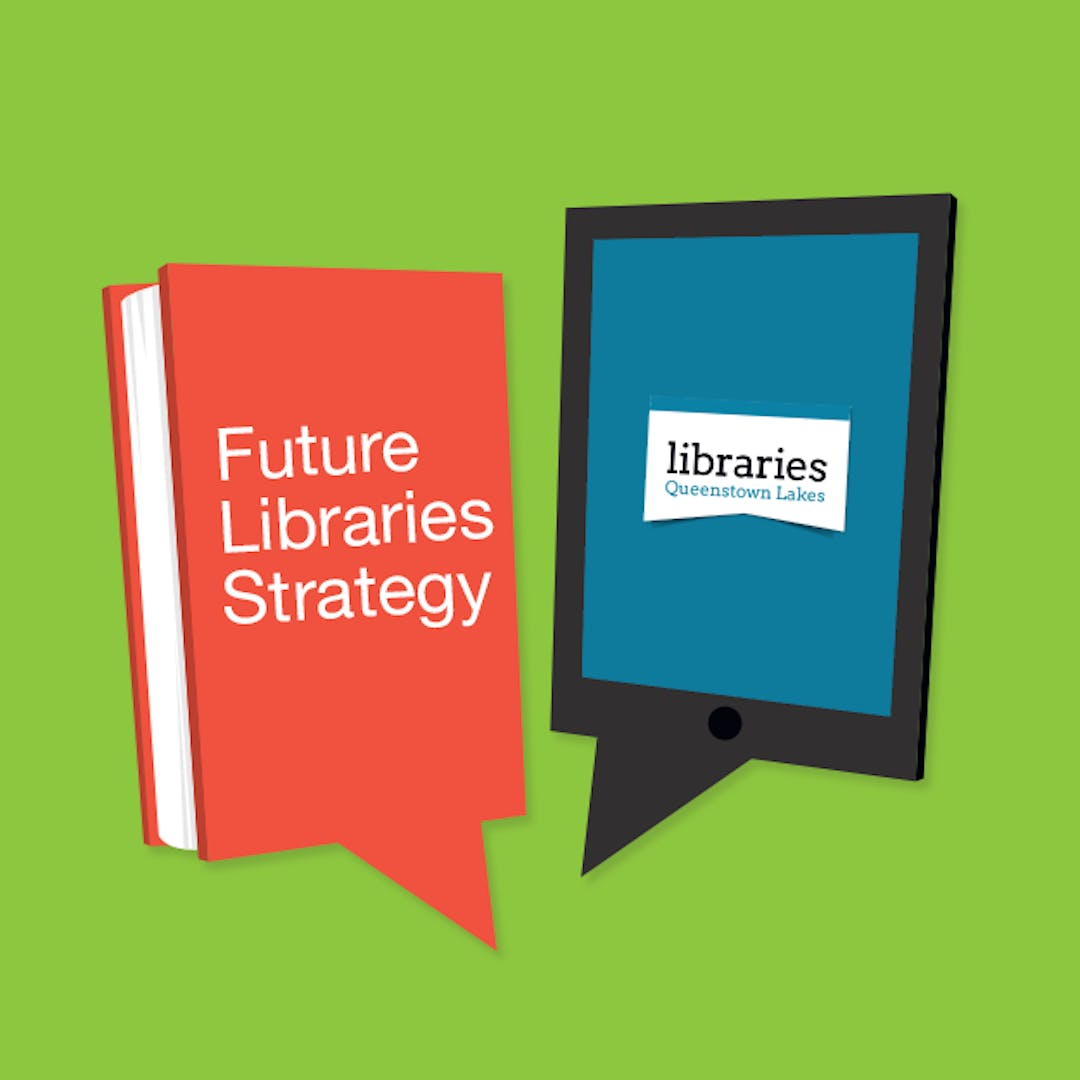 Qldc library strategy lets talk graphic v2