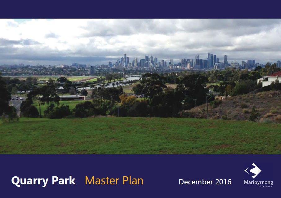 Masterplan cover