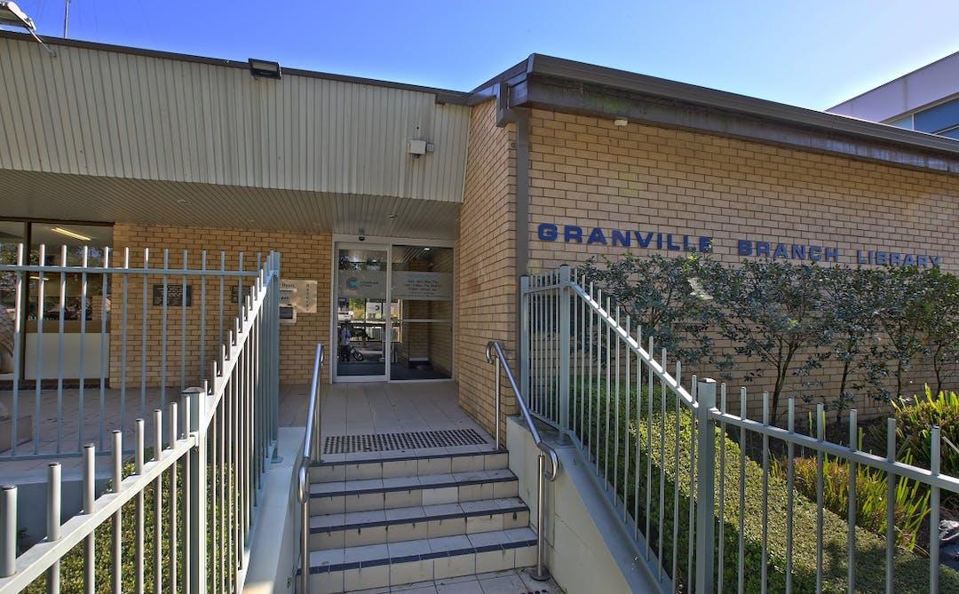 Granville library 1 small
