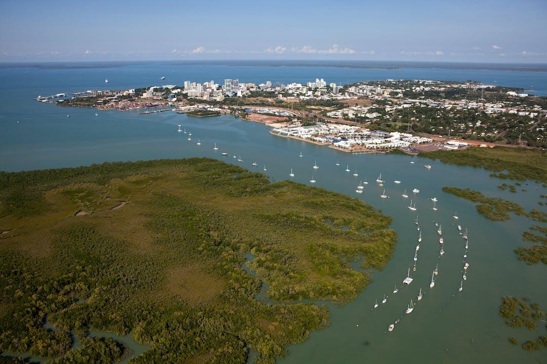 Darwin harbour denr