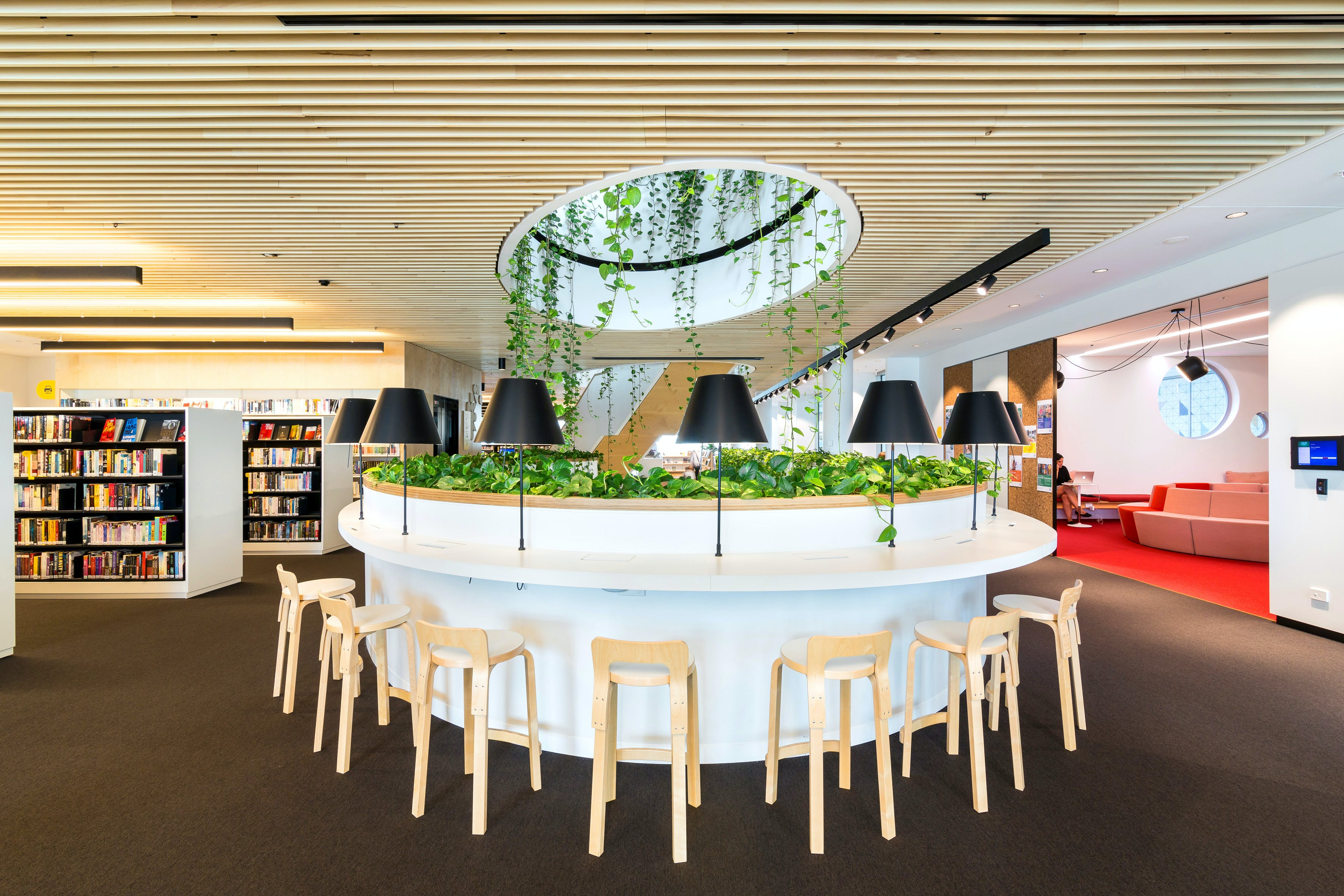 Woollahra Library at Double Bay Interior