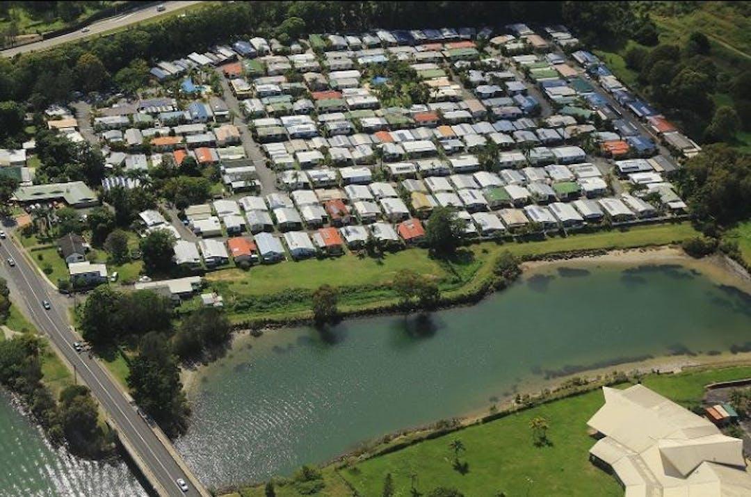 Proposal to rezone Palms Village, Tweed Heads