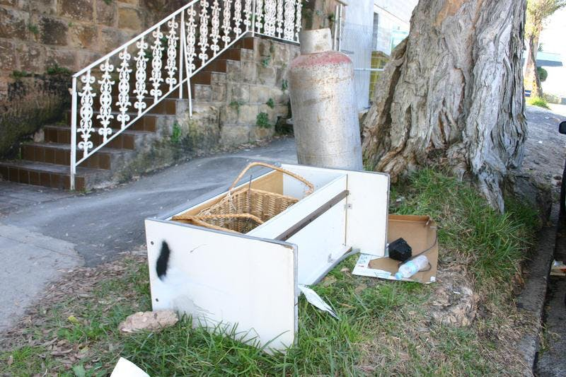illegal dumping attracts heavy fines