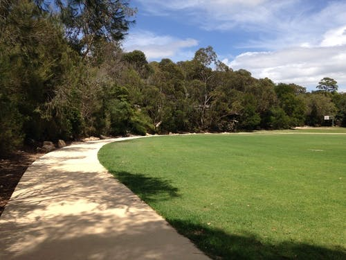 Castle Cove Park - Existing Connection Path