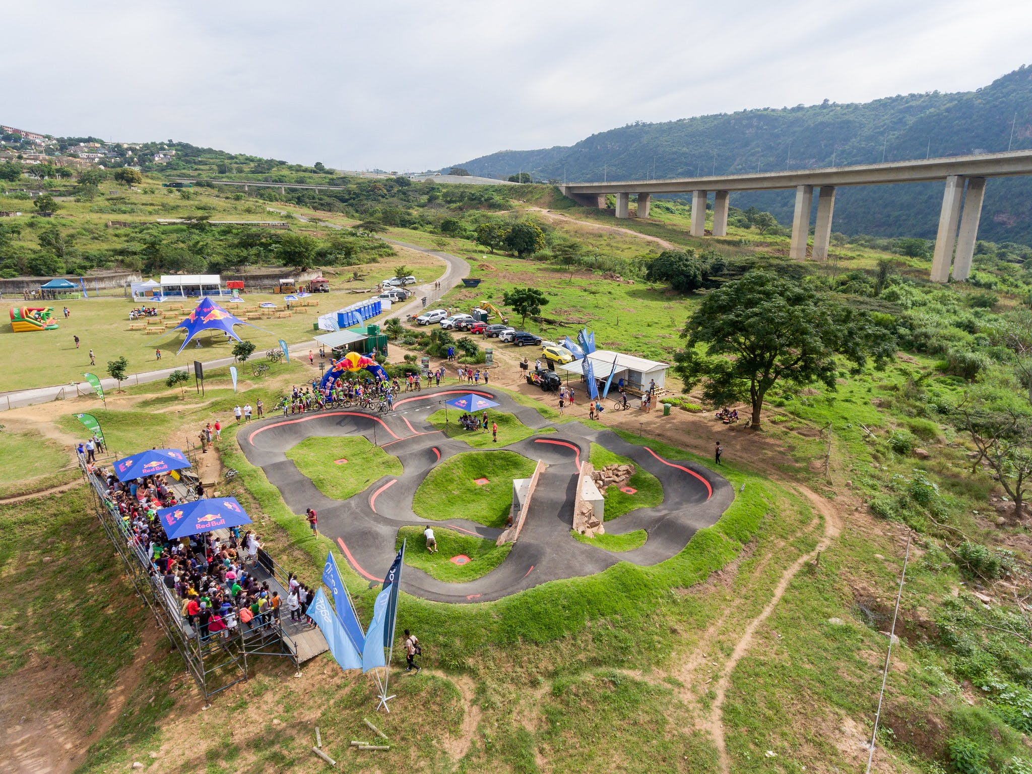 Red Bull Pump Track World Championships In Durban