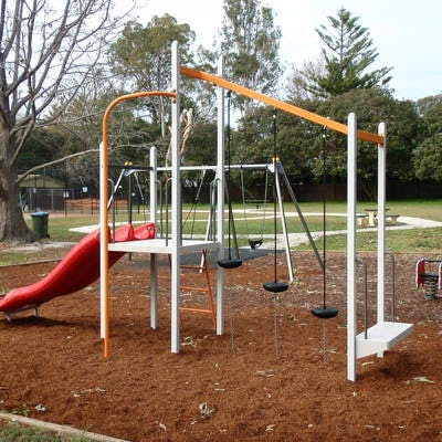 Lennox Park play equipment