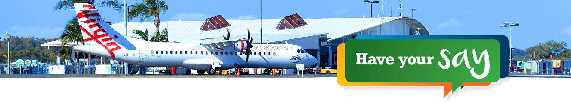 Port Macquarie Airport - pilot training
