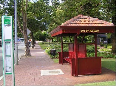 Type1 Bus Shelter