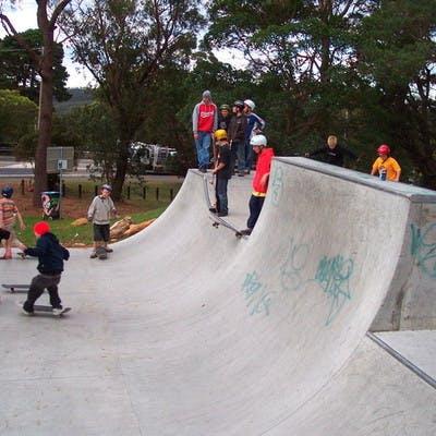 Sport And Recreation   Skatepark
