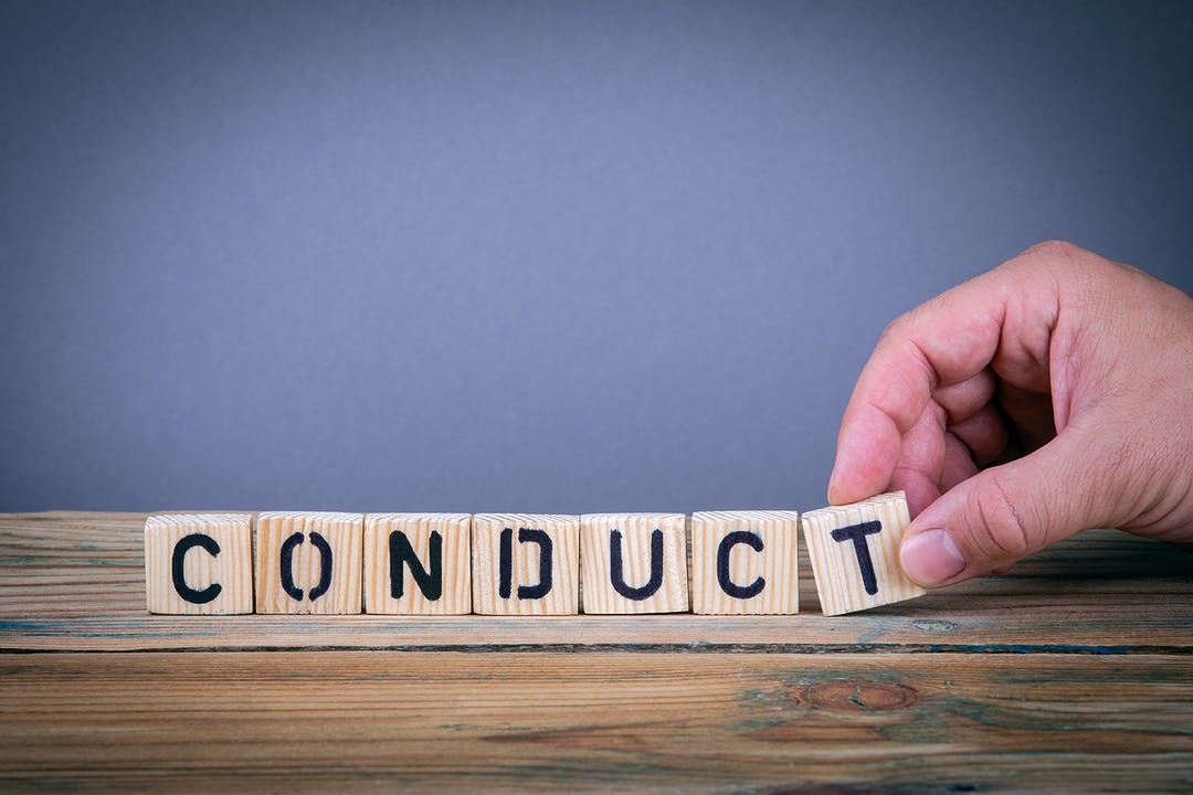 Proposed changes to the Code of Conduct and Administration Procedures