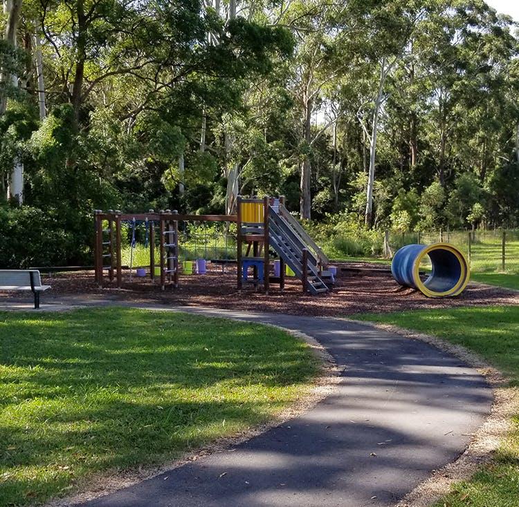 The Ruins Way Playground