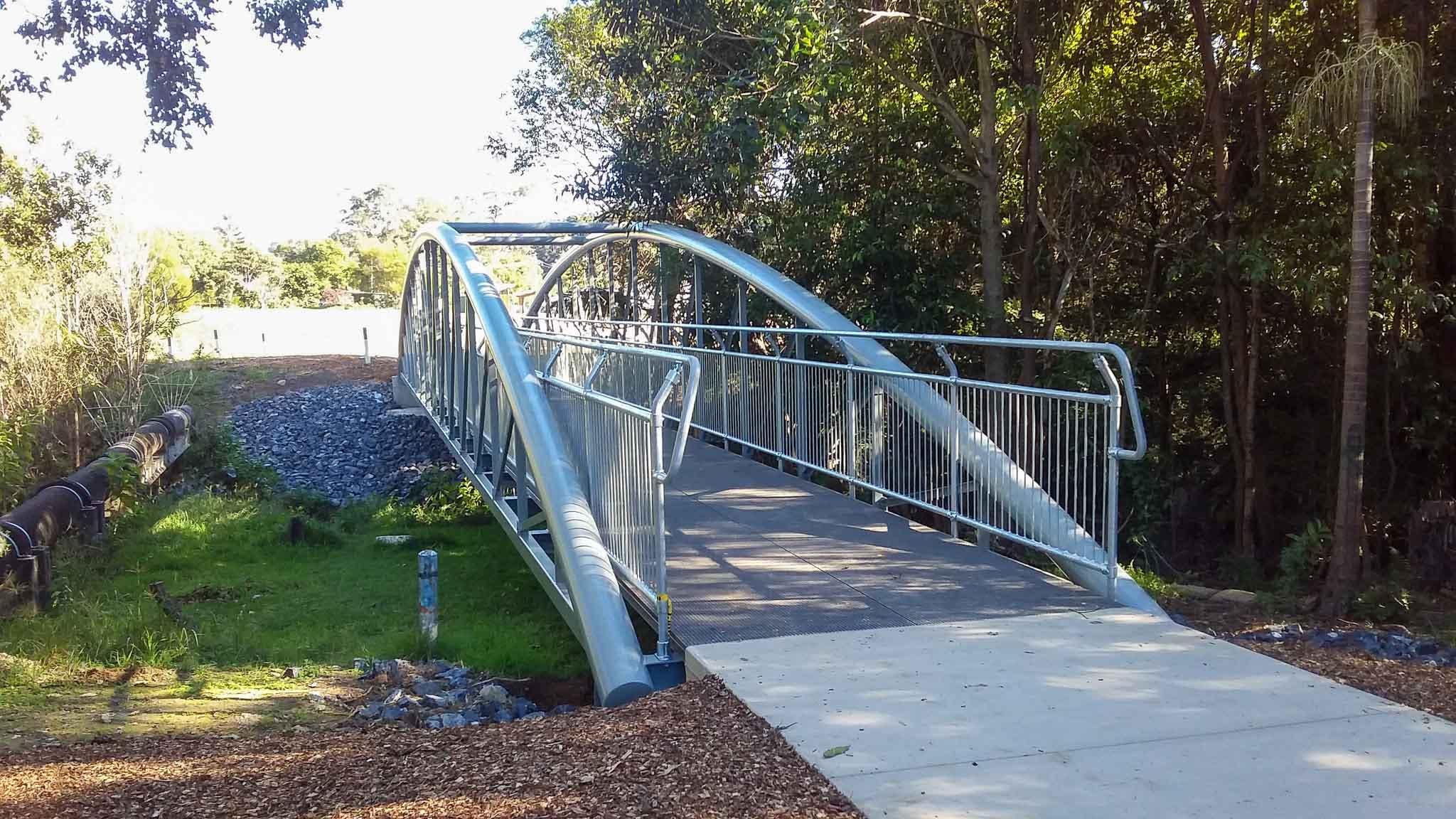 Bridge pathways