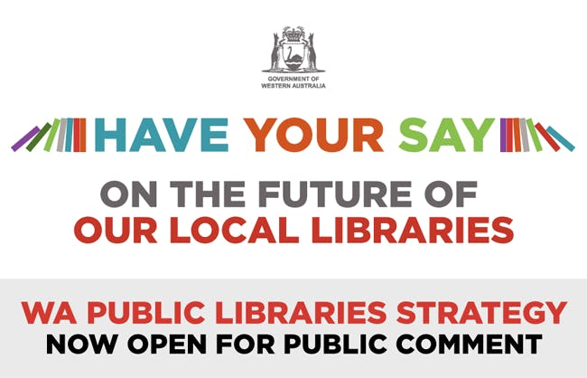 Libraries strategy