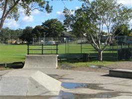 Existing Wauchope Skate Park