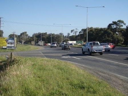 South Gippsland Highway and Hallam Road - Hampton Park