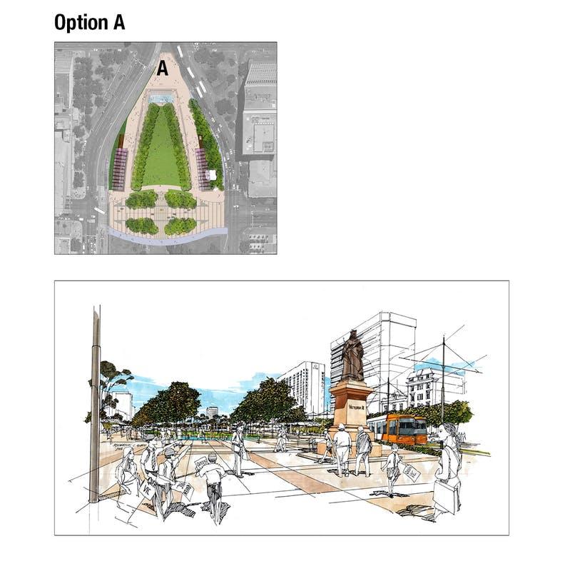 Option A