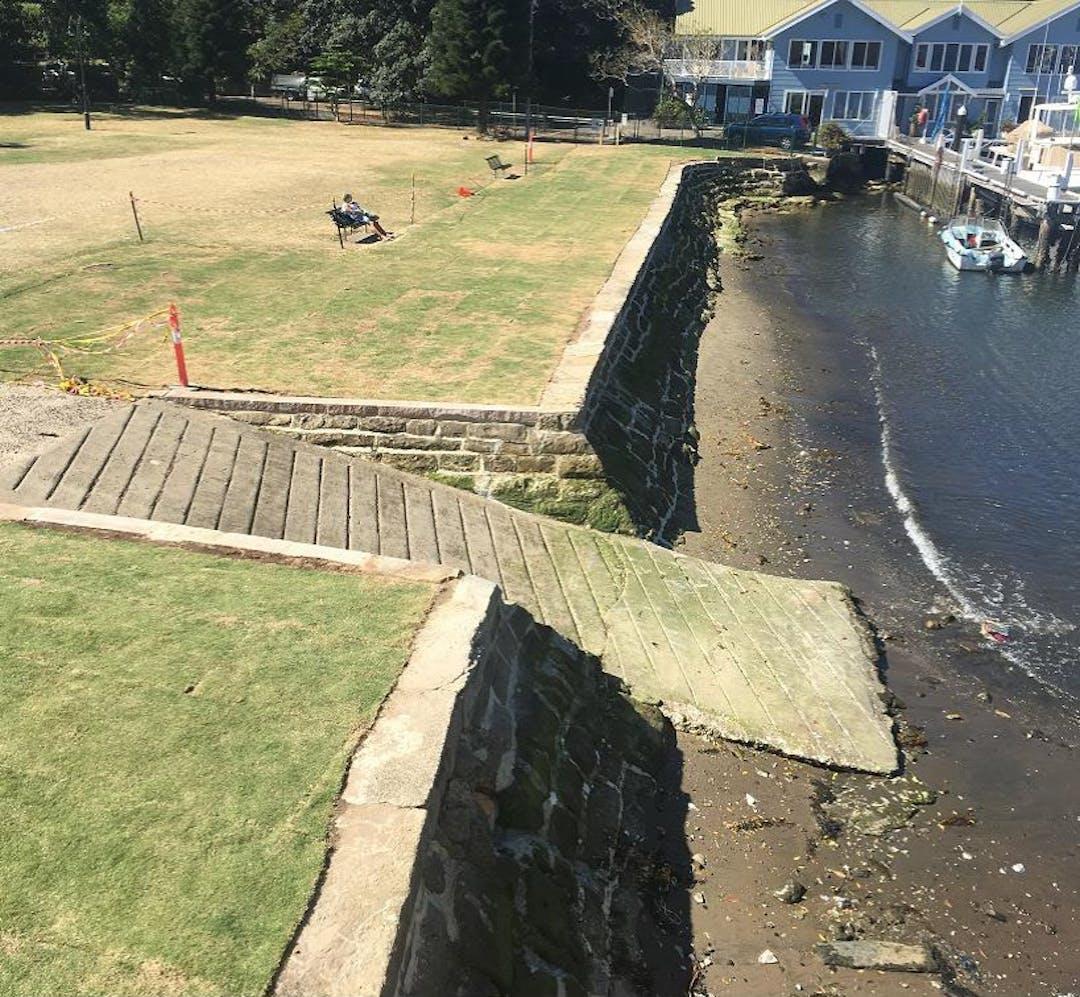 Ehq tile   milson park boat ramp