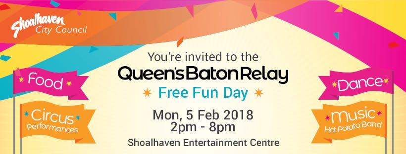 Queen's Baton Relay Nowra