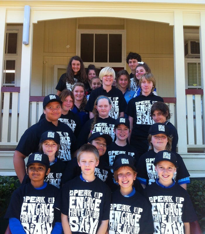 Project Beyond Limits Crew, Speak Up Engage Ambassadors 2012