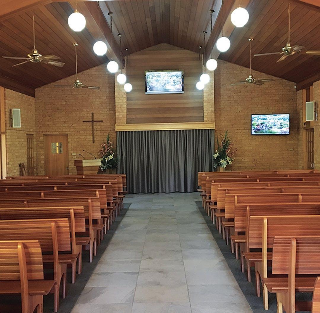 Innes Gardens Memorial Park Chapel
