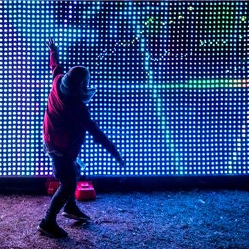 NOX night sculpture walk