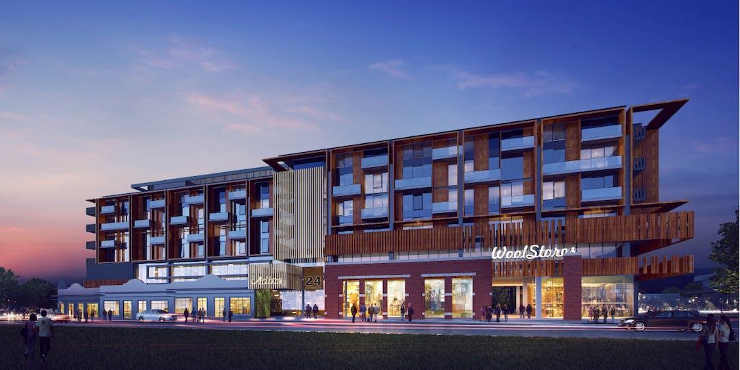 Development Application   Woolstores Shopping Centre - 28
