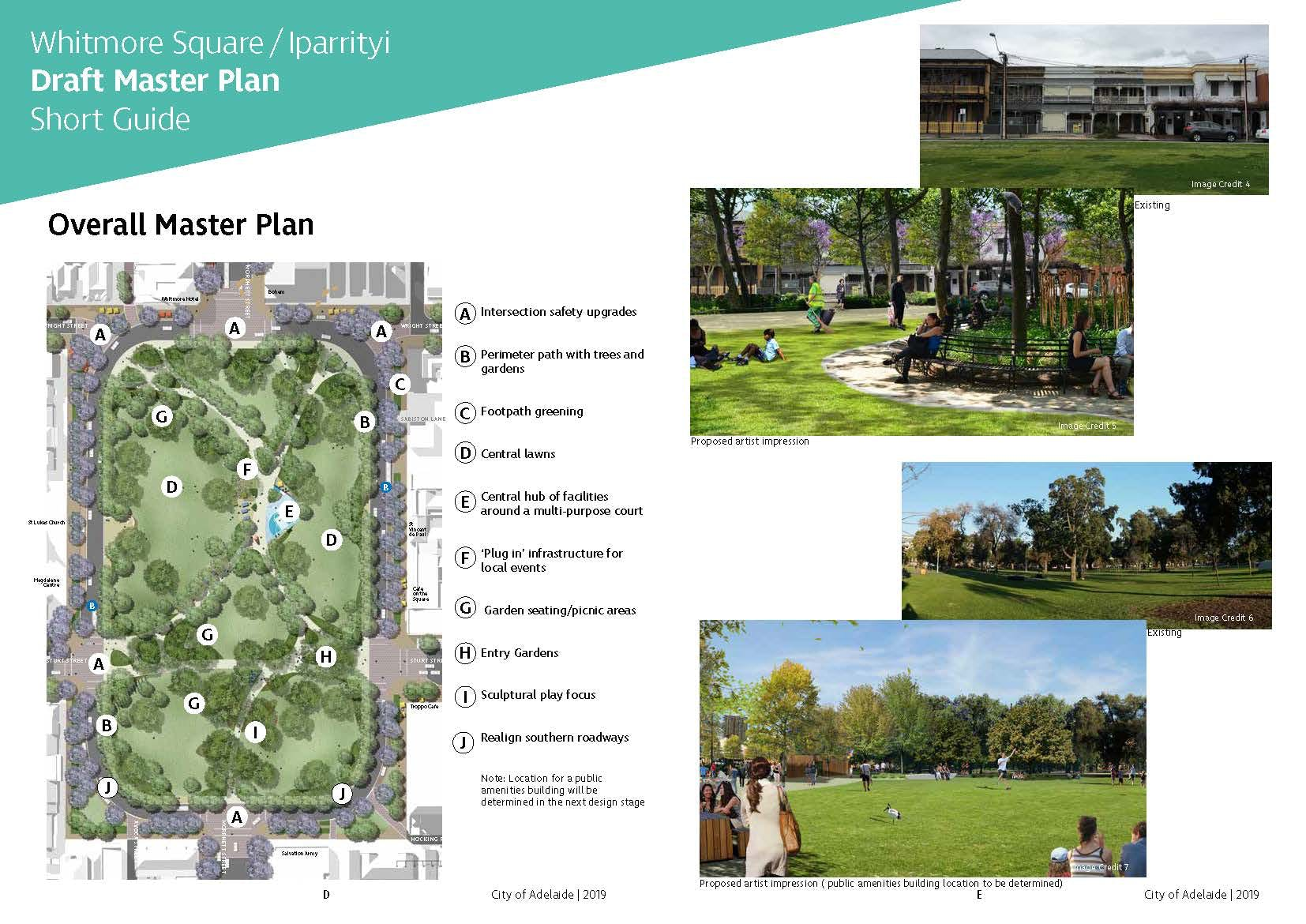 Short Guide to Master Plan page 2