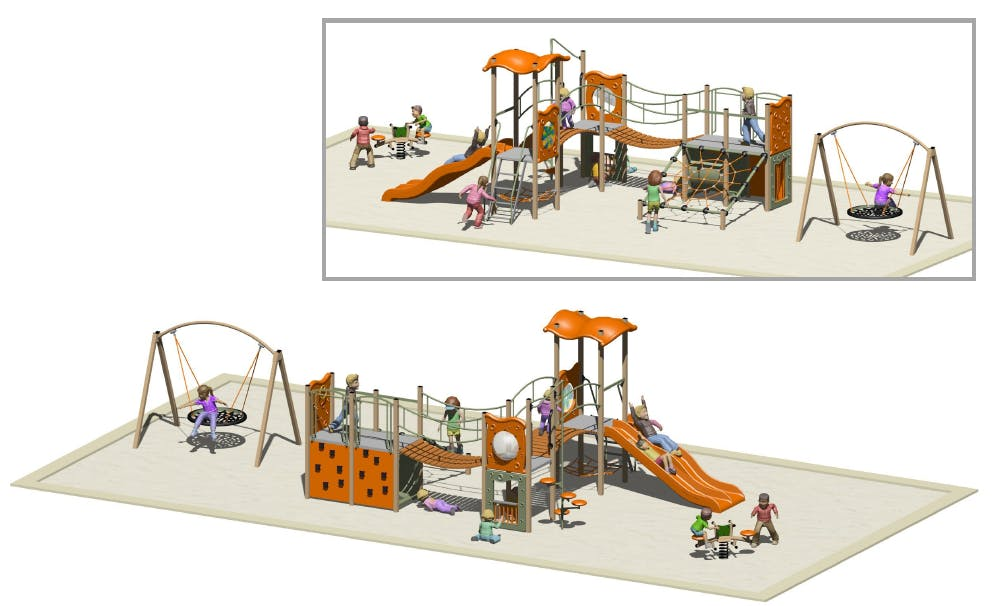 Upper Hillcrest Reserve Final Concept Design