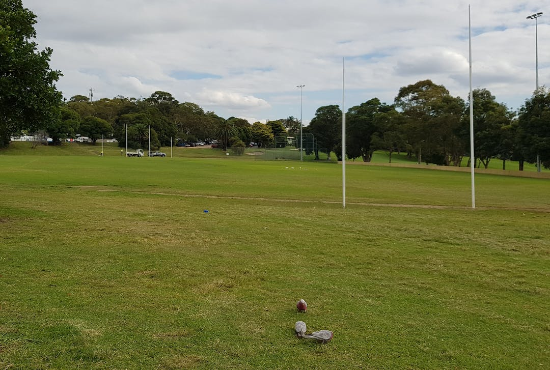 Your say image balgowlah amenities   field