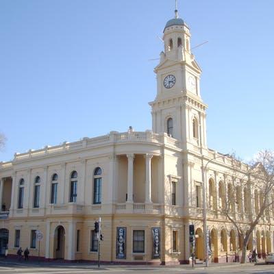 Paddington Library Exterior