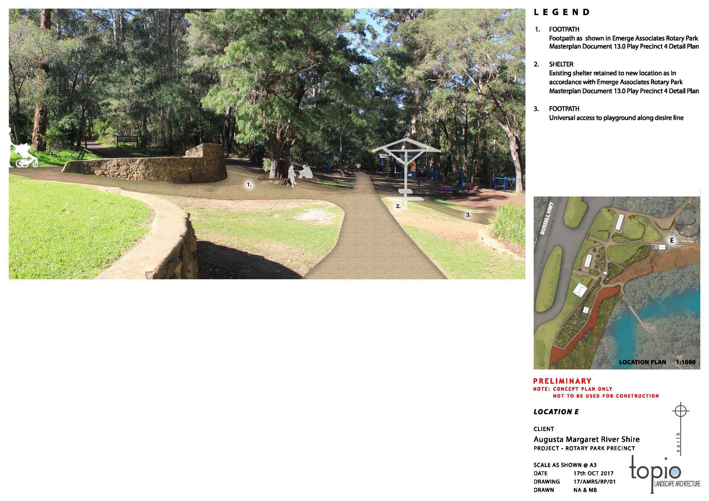 Rotary Park Master Plan Page 6