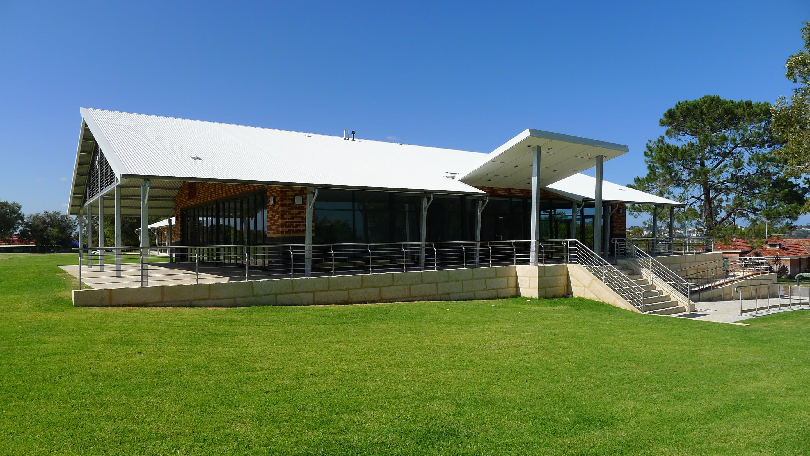 Adam Armstong Pavilion