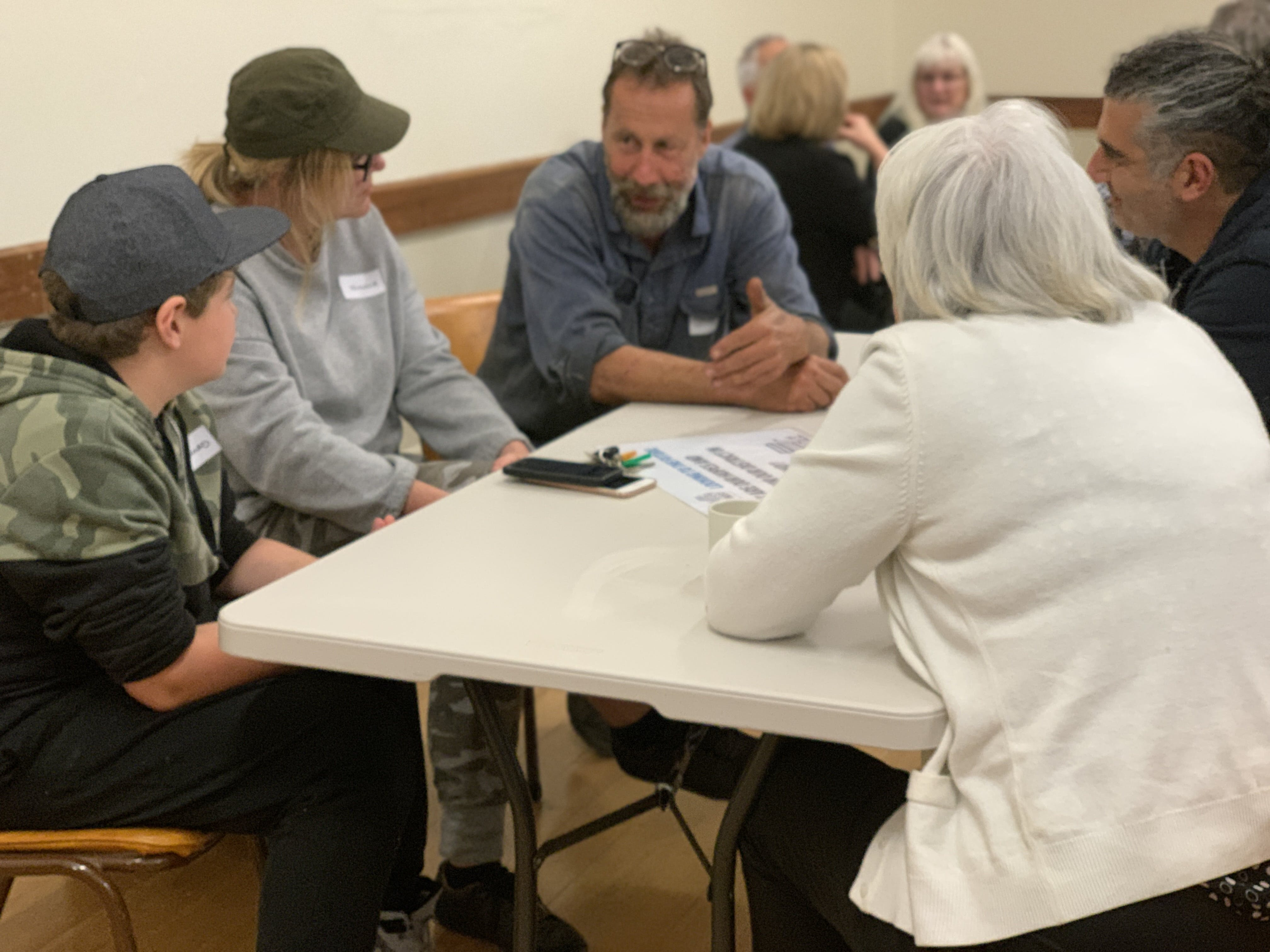 Second Valley Community Forum