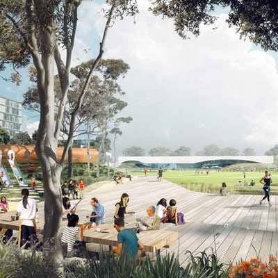 Gunyama Park Promenade & Playground