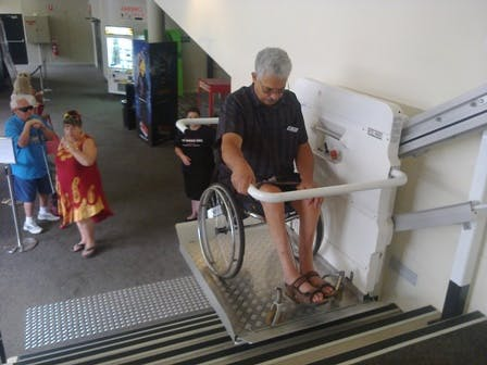 Accessible recreation
