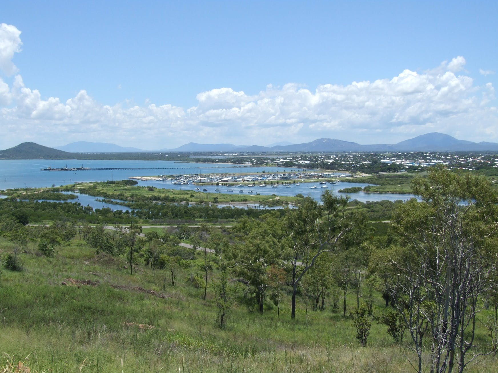 View from Flagstaff Hill