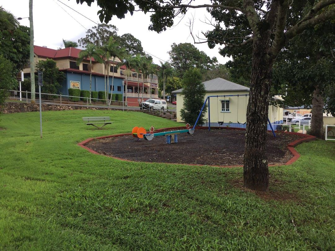 Lawson Park playground equipment