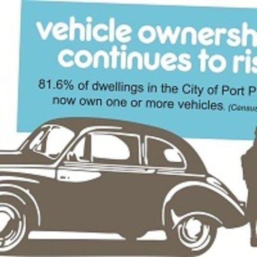Neighbourhood Parking Infographic