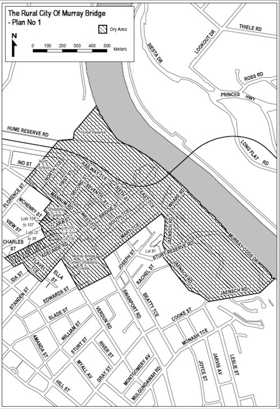Murray Bridge Dry Zone Renewal Public Consultation