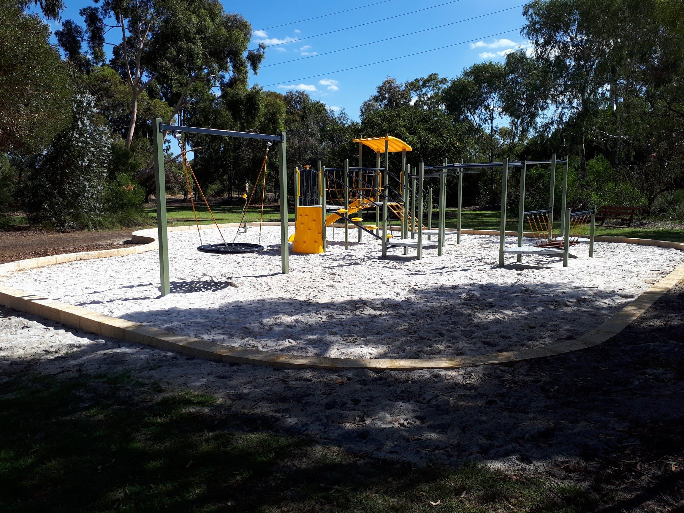 Bohemia Park - Playground