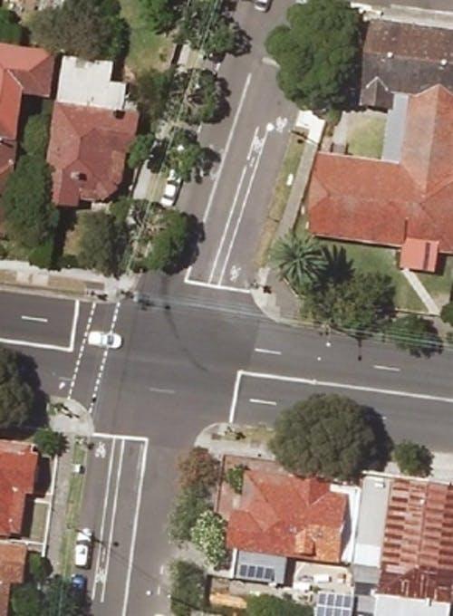 Intersection of Cardigan St & Salisbury Rd