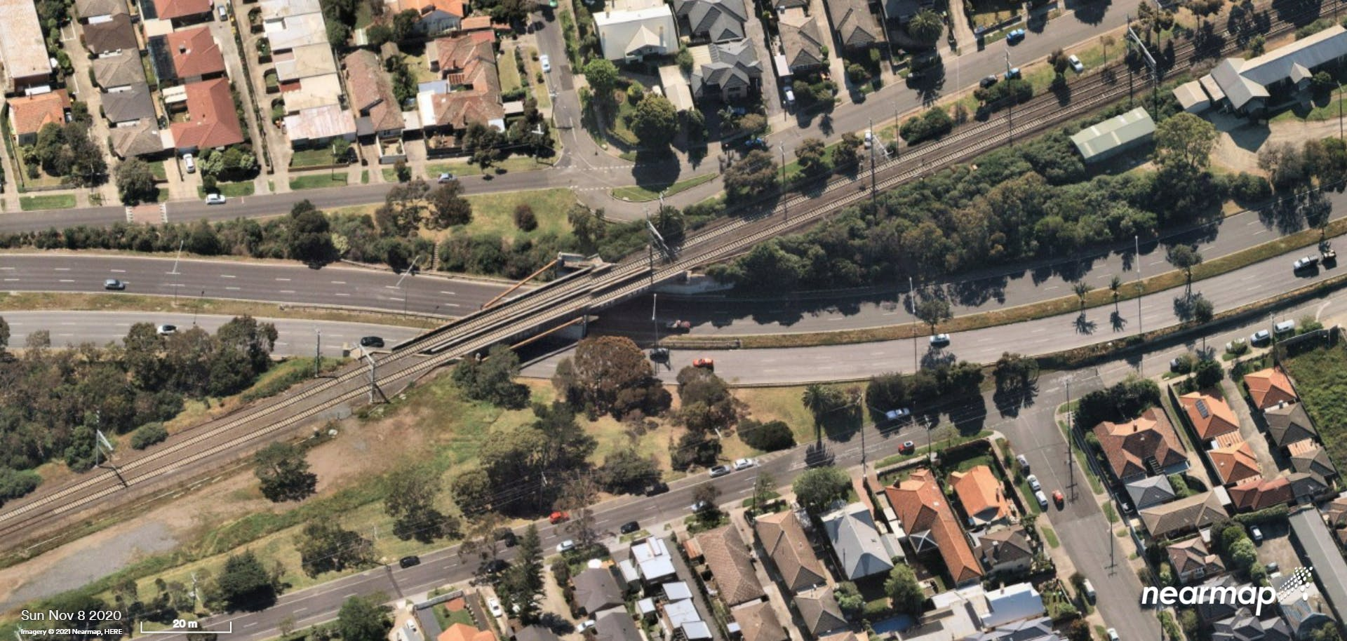 rail over road Nepean Hwy Mordialloc.png