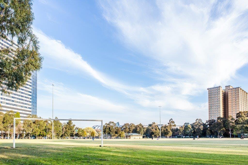 Debneys park sporting ground image
