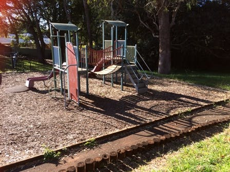 Muston Street Reserve playground
