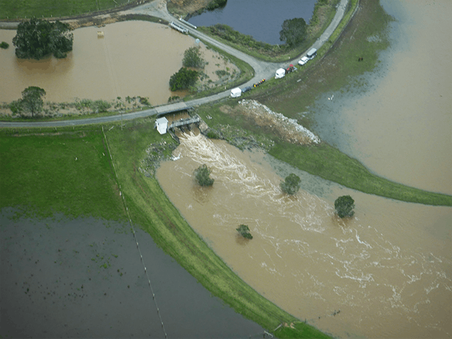 Kinchela Creek Left Bank Flood Control