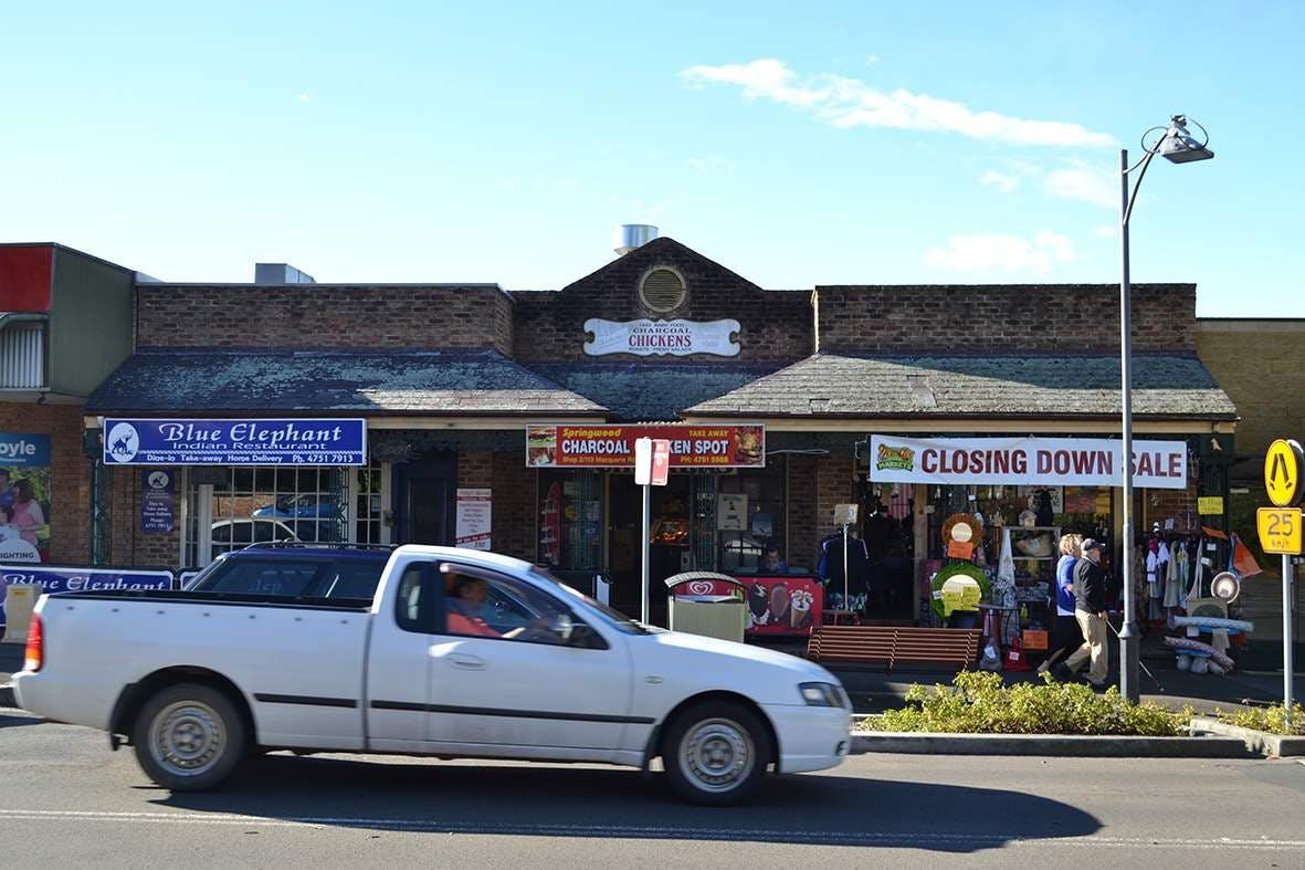 Macquarie Road